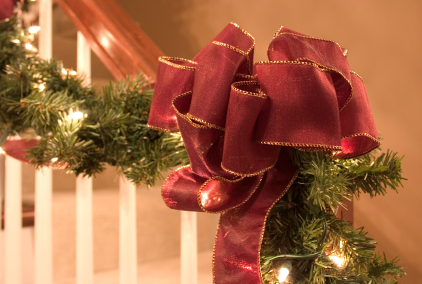Using ribbons throughout your home