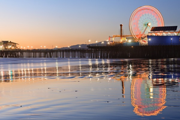 10 Best sunsets in America