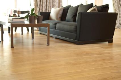 Livingroom with Hardwood Floor