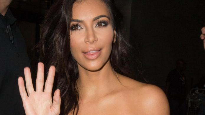 Kim says North West will have