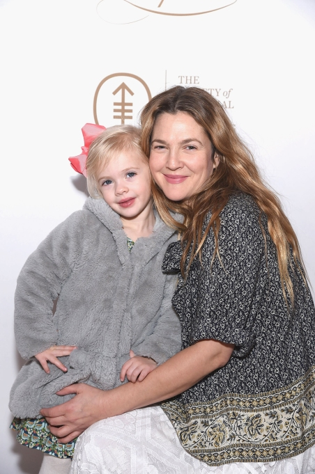 Celebrity babies with September birthdays: Olive Kopleman