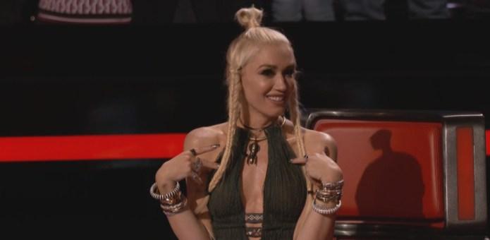 The Voice: Gwen Stefani's 5 strangest
