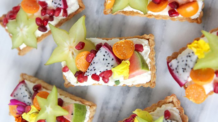 10 Exotic Fruit Desserts (Almost) Too