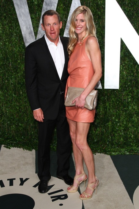 Celebrity Engagements 2018: Lance Armstrong