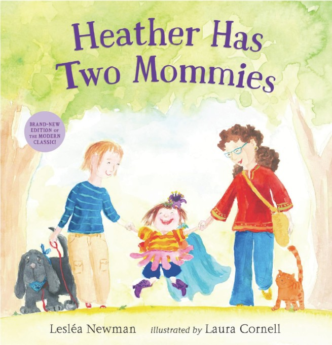 Inclusive Books for Every Family | Heather Has Two Mommies