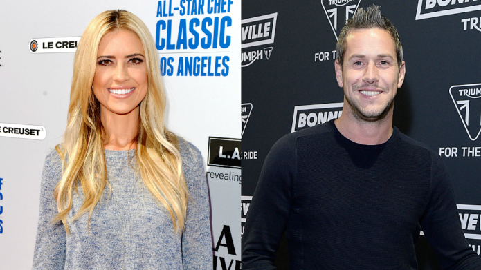 Ant Anstead Whisks Christina El Moussa