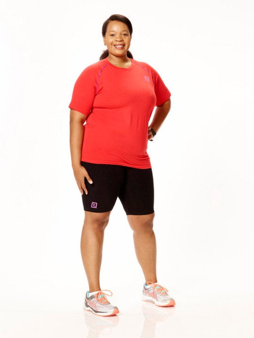 The Biggest Loser Season 17 contestant Whitney Clay