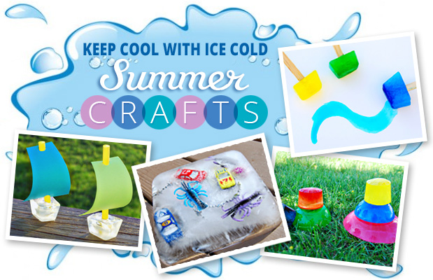 Fun Summer Ice Cube Crafts For Kids Sheknows