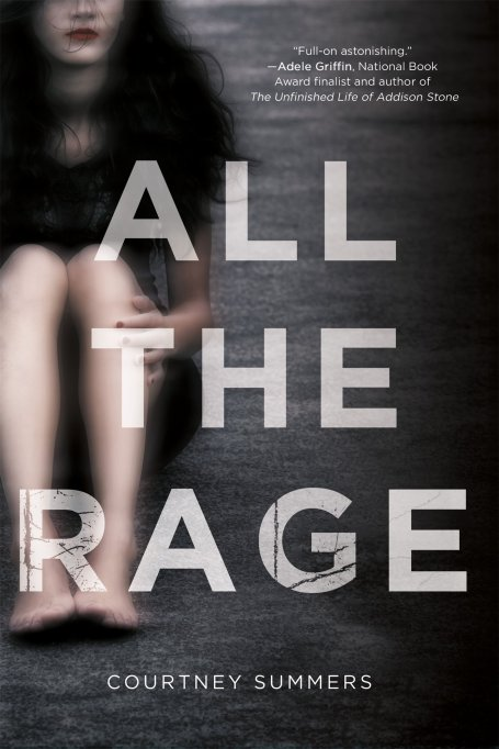 "7 Books To Start The Conversation About Sexual Assault: ""All the Rage"" by Courtney Summers"