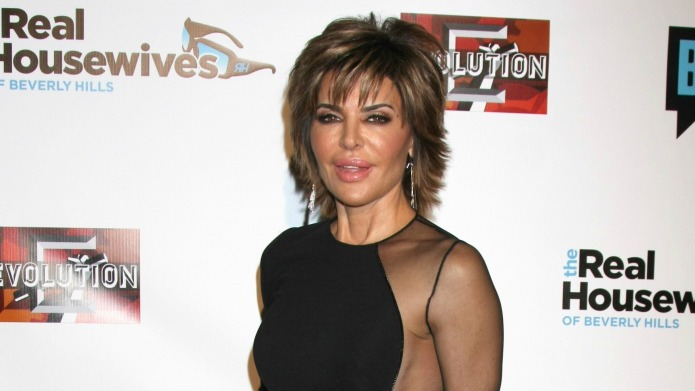 Lisa Rinna makes bold accusations about