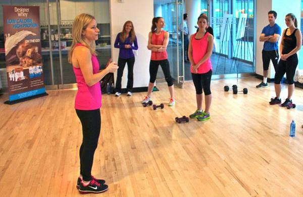Mind-body boot camp: the new fitness