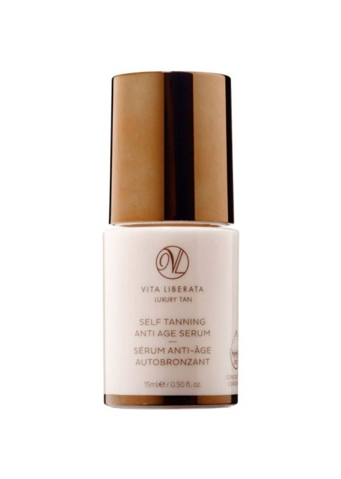 Beauty Products Celebs Use To Stay Fresh Faced On Stage | Vita Liberata Self Tanning Anti Age Serum