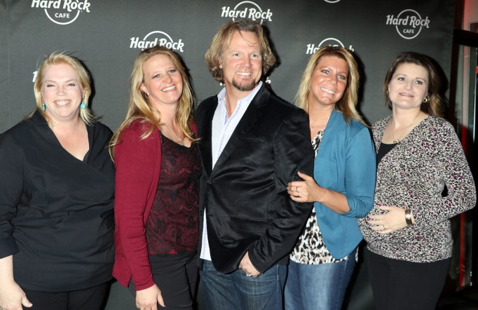 The Sister Wives divorce