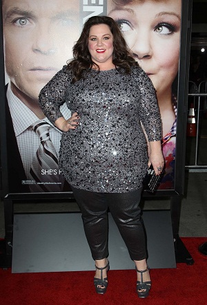 Melissa McCarthy is awesome