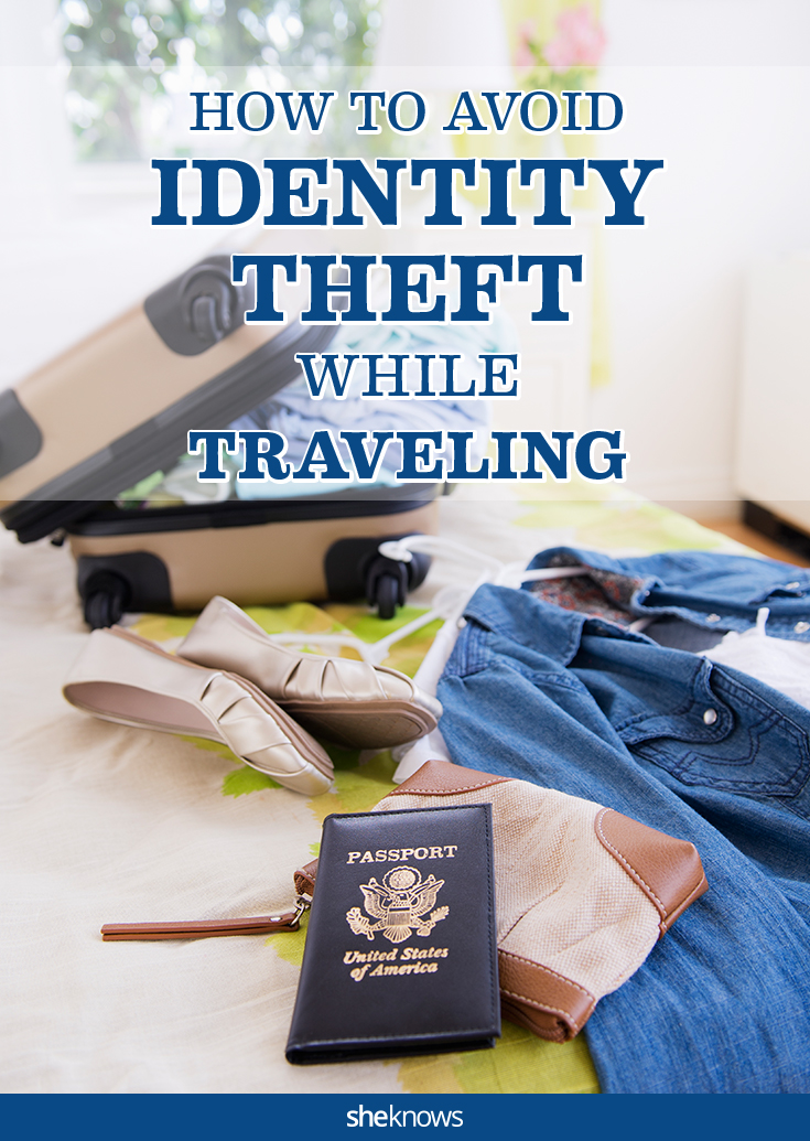 Identity theft while traveling