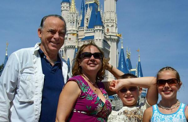 Take the grandchildren to Disney World