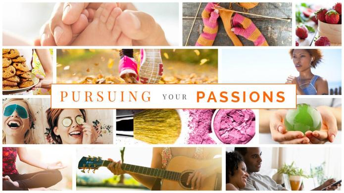 The time to Pursue Your Passion
