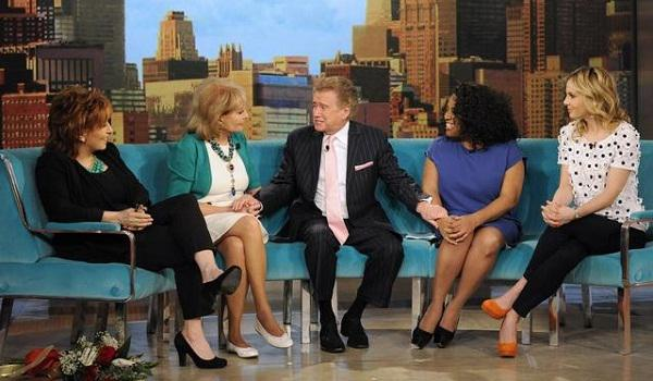 Barbara Walters on The View: We