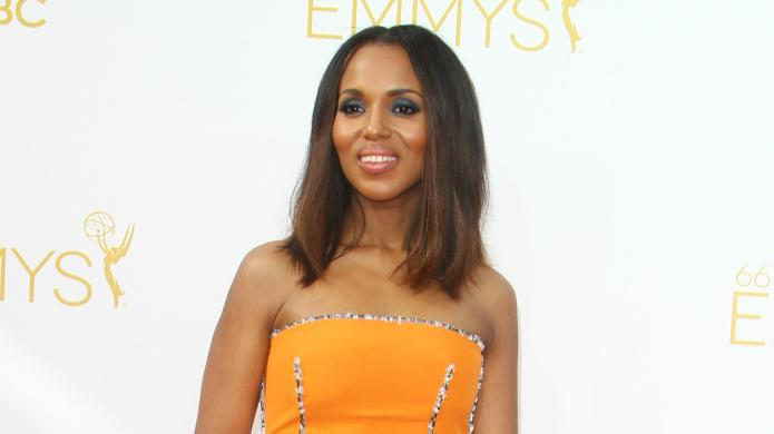 Kerry Washington fights domestic violence in
