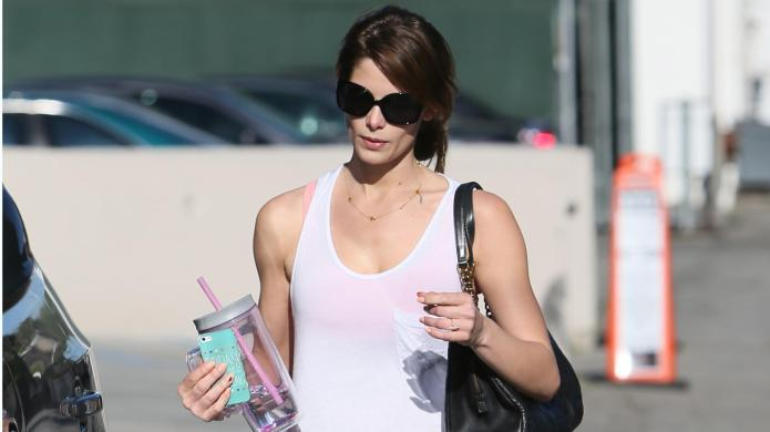 Get the look: Ashley Greene's gym
