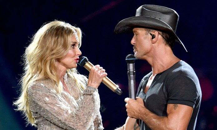 Tim McGraw & Faith Hill Have