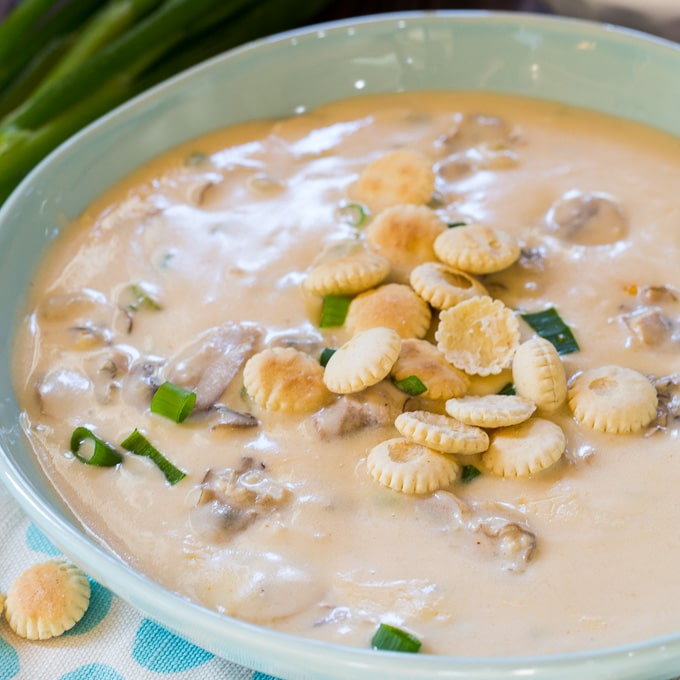 Recipes to give you vitamin D during winter | Oyster stew