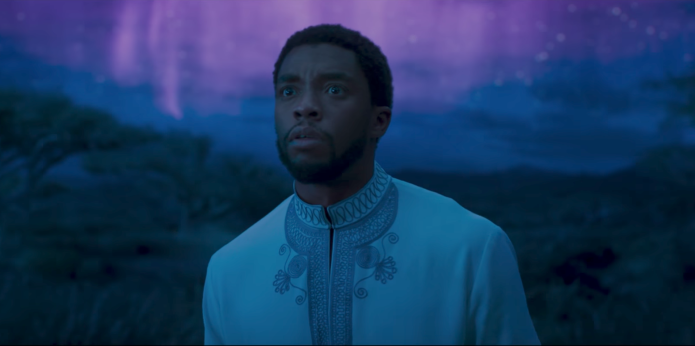 Black Panther's First Trailer Is Here,