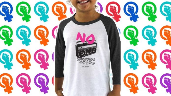 Feminist Sweaters for Little Activists