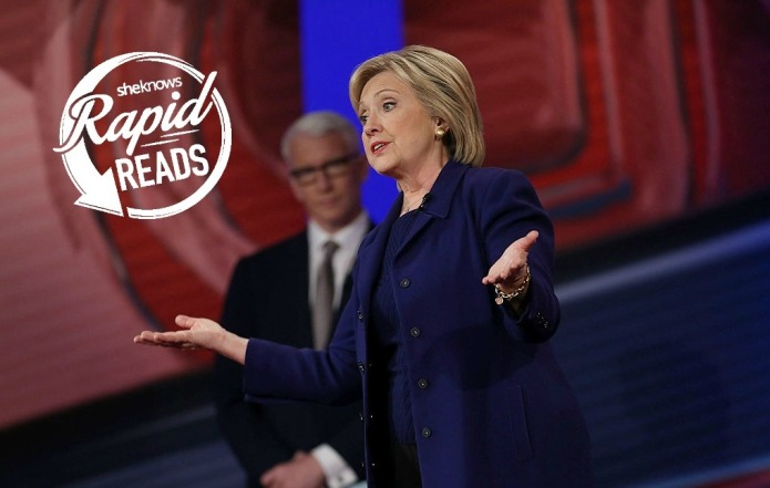 Hillary Clinton's emails making news again