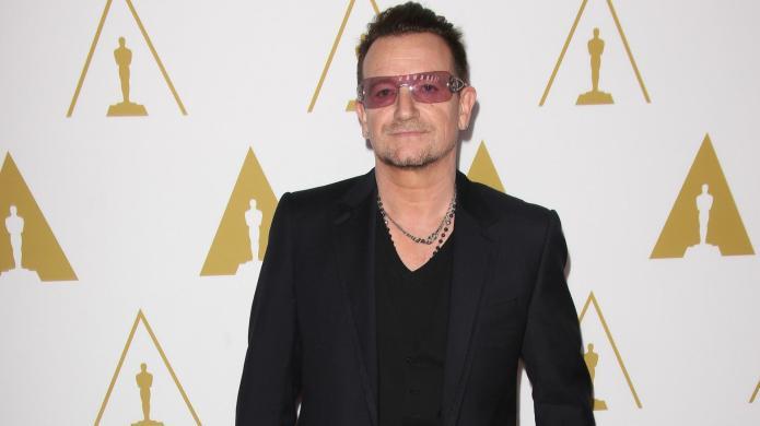 Bono admits there's an ulterior motive