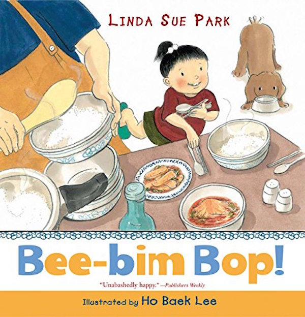 'Bee-Bim Bop!' by Linda Sue Park