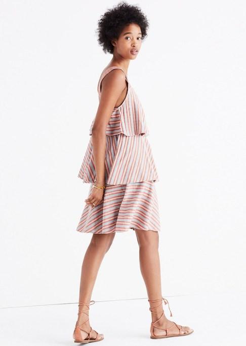 Summer Cocktail Dresses That Are Versatile: Ace & Jig Simone Stripe Dress | Summer Fashion 2017