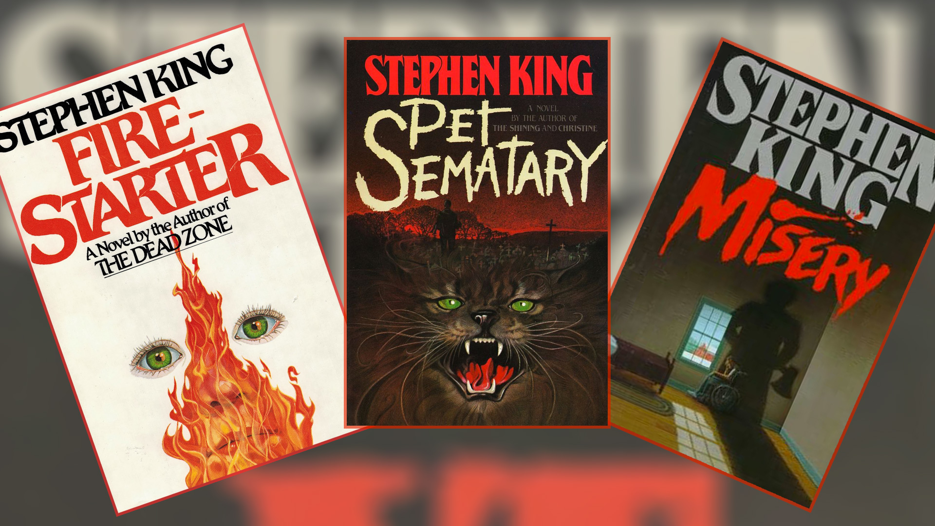 the definitive list of stephen king's 50 novels, by release date