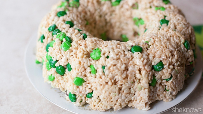 The easiest no-bake St. Patrick's Day