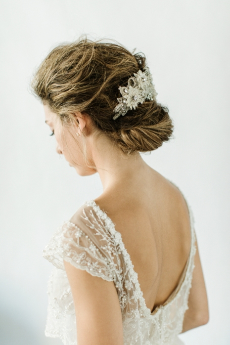 Ethereal Bridal Hair Accessories | CLY By Matthew