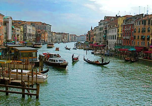 An armchair tour of Italy