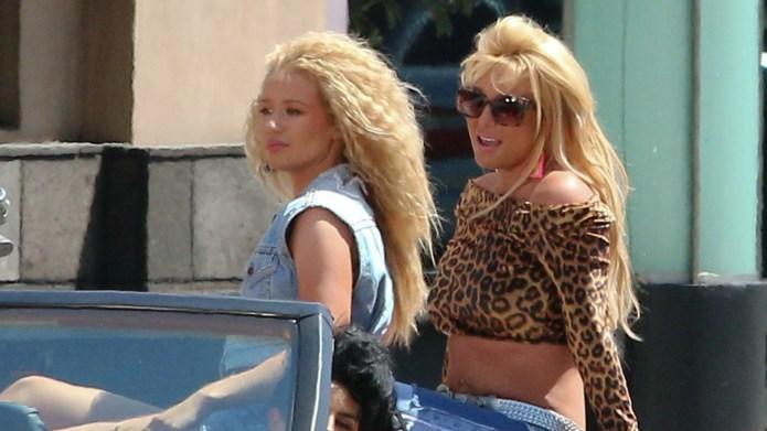 Iggy Azalea slams Britney Spears in