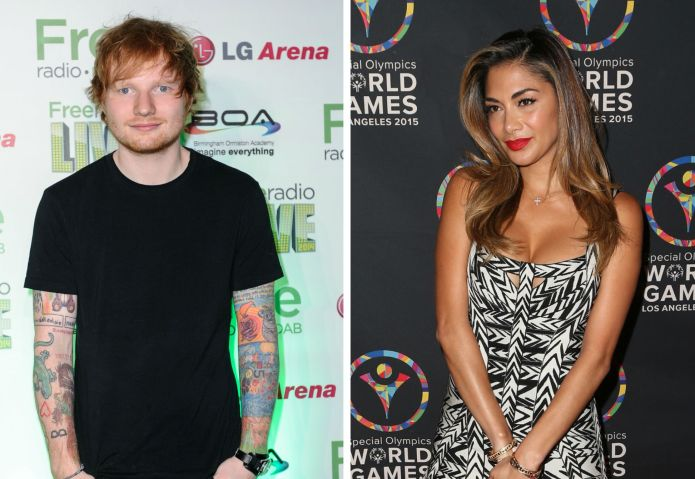 9 Things Ed Sheeran and Nicole