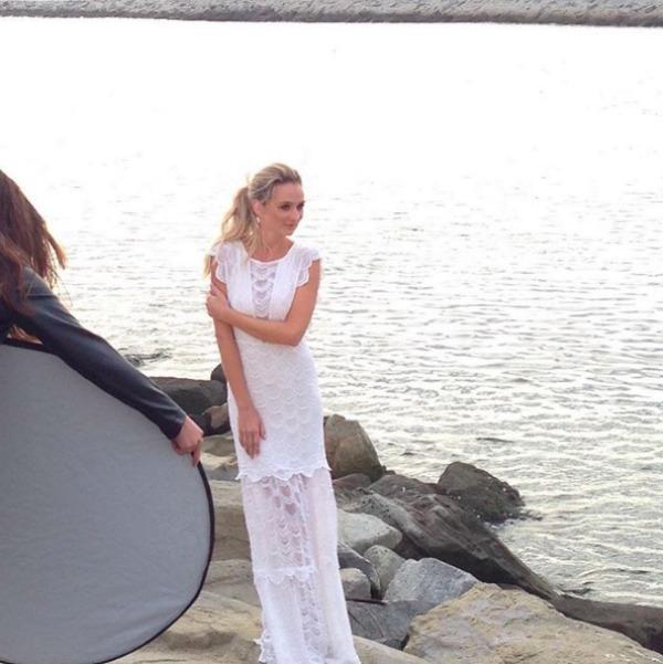 Lauren Bushnell modeling pictures