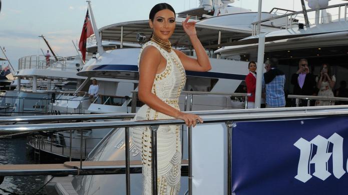 Kim Kardashian retreats on Beverly Hills