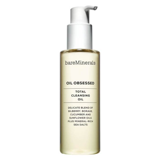 Meet Cleansing Oils: BareMinerals Skin Obsessed Total Cleansing Oil | Skin Care 2017