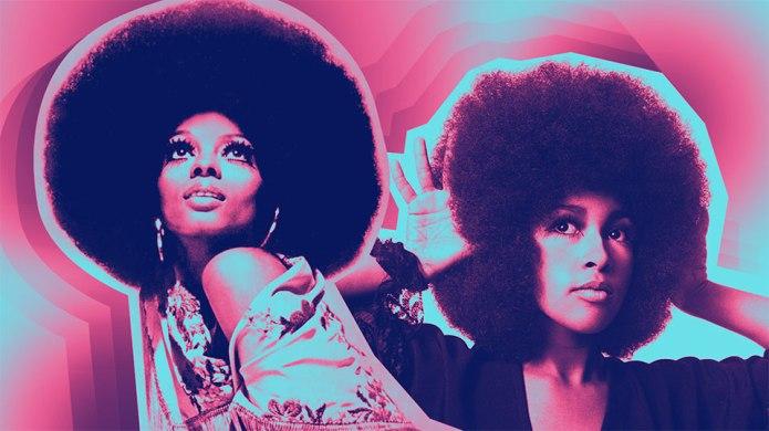 22 Bold & Beautiful Celebrity Afros