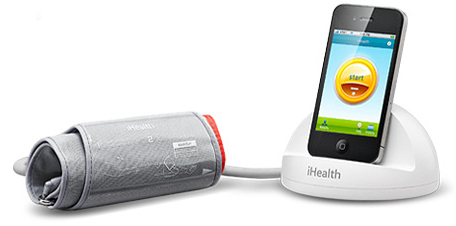 iHealth Blood Pressure Monitoring System