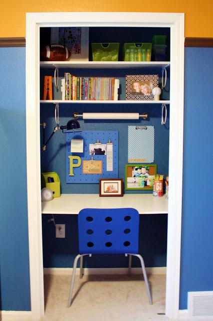 Awesome homework station 6