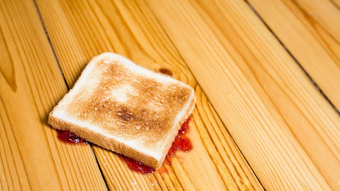 Finally, Proof That the 5-Second Rule