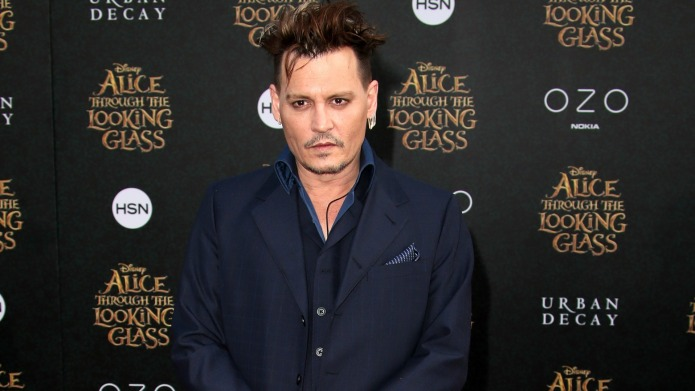 Johnny Depp's downward spiral was obvious