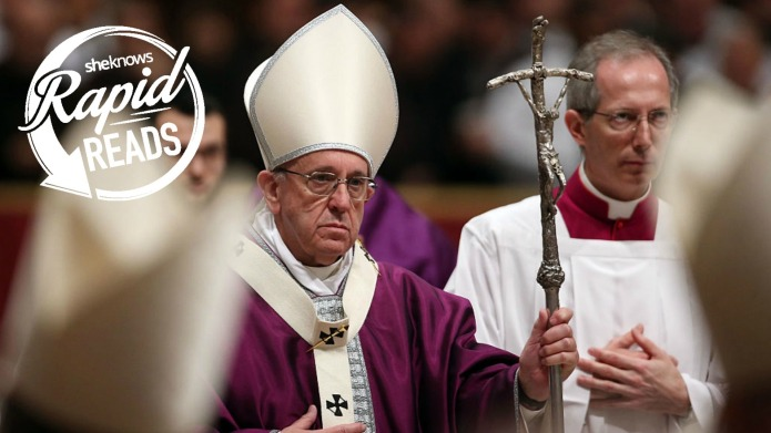 Pope says maybe on contraception, U.S.