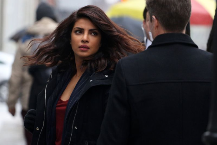 Quantico: At this point, I think