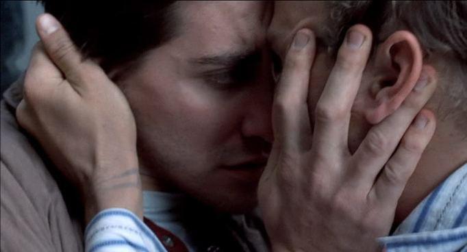 movie kisses Brokeback Mountain