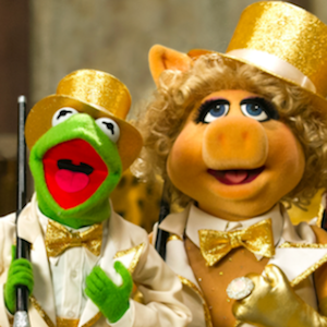 The Muppets bust a move in